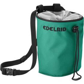 Edelrid Rodeo Chalk Bag Large pine green